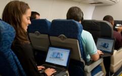 اینترنت 12 مگابیت بر ثانیه در خطوط هواپیمایی آمریکا