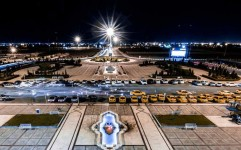 رونق گردشگری یزد با افزایش پروازهای فرودگاه یزد