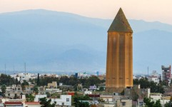 پلان مدیریتی برج قابوس مصوب شد
