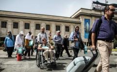 دل نگرانی های گردشگران خارجی از حمل و نقل داخلی