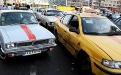 ممنوعیت تردد تاکسی های پیکان در تهران از اواخر شهریور