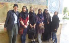 رفتار 3 ایرانی که در ذهن گردشگر آمریکایی ماند