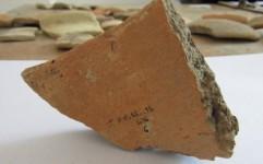 کشف سفال های باستانی در شهرستان فریدونشهر
