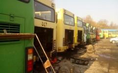 عدم نوسازی اتوبوس های فرسوده پایتخت نتیجه بی توجهی شهرداری