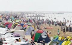 سواحل بوشهر بی بهره از تاسیسات گردشگری و پلاژ شنا