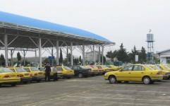 رونمایی نخستین تاکسی با برند خارجی