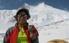 بازماندن پروانه کاظمی از صعود به چوآیو