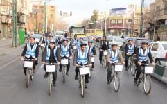 استفاده از تجارب هلند برای توسعه دوچرخه سواری در تهران
