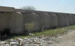 بی توجهی گنجینه آب سازمان آب و برق خوزستان به پل تاریخی کوت عبدالله!