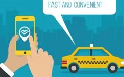 تاکسی های اینترنتی شیراز مجوز ندارند