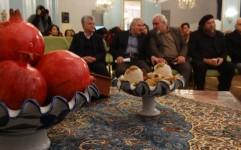 """نشست پژوهشی """"یادمان یلدا"""" در کاخ نیاوران برگزار شد"""