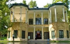 مرمت سقف تاریخی کوشک احمدشاهی