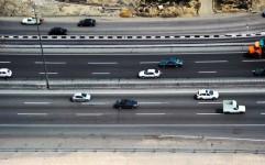 سرعت 92 کیلومتری خودروها در مسیر مشهد