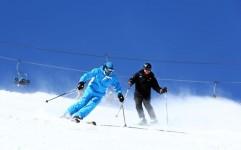 گزارش سی ان ان از پیست اسکی دربندسر