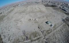 راه اندازی سایت موزه در محوطه تپه نادری