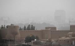 بازگشت گرد و غبار غول های شنی در بهار