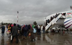 چمدان هایی که به مقصد ایران بسته شدند