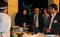 حضور 12 کشور در جشنواره بین المللی غذای اکو - جاده ابریشم