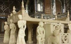 پایگاه جهانی کاخ گلستان دارای کارگاه مرمت شد