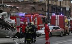خطر بمب ایستگاه قطار سن پترزبورگ را تعطیل کرد