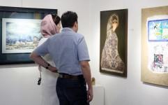 نمایشگاه «پیشگامان عصر نو» در گالری مژده تهران