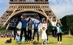 روی خوش گردشگران چینی به «ماکرون»