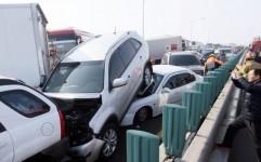 50 درصد تصادفات کشور مربوط به آزادراه کرج - قزوین است