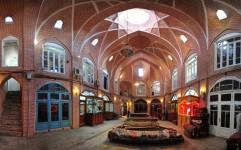 اعتراض گردشگران به تعطیلی آخر هفته بازار جهانی تبریز