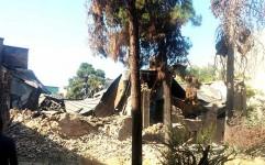 خانه نخستین سپهبد ایرانی تخریب شد