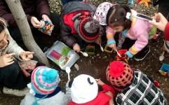سعدآباد میزبان آموزش طبیعت گردی برای کودکان