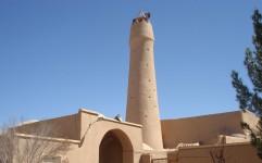 مسجد جامع فهرج، کهن ترین مسجد جامع ایران