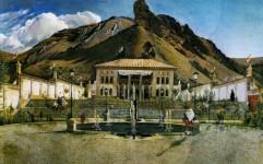 سرنوشت نامعلوم کاخ شهرستانک
