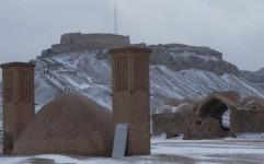 جاذبه برج خاموش روستای زرتشتی نشین چم