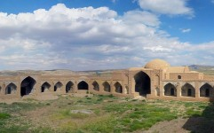 کاروانسراهای ایران در مسیر ثبت جهانی