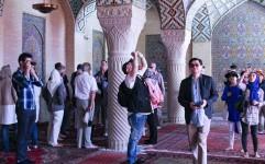 نخستین پاسگاه ویژه گردشگران خارجی در تهران