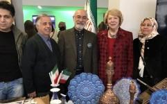 استقبال گسترده از غرفه ایران در بازار خیریه بین المللی دوبلین