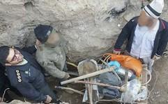 ۱۰ حفار غیرمجاز در استان مرکزی دستگیر شدند