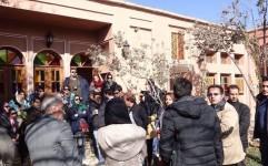 اقامت 2315 گردشگر در اقامتگاه های بوم گردی استان مرکزی