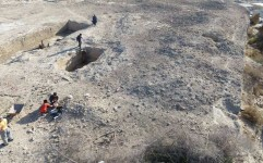 سازه معماری هفت هزار ساله در محدوده سد جامیشان کشف شد