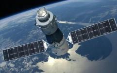 خطر شیمیایی برخورد ایستگاه فضایی چین به زمین