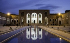 تلاش برای ثبت جهانی خانه حاج آقا علی رفسنجان