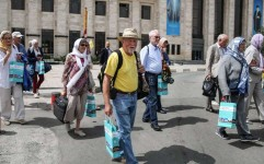 متوسط سن ایرانگردان خارجی 65 تا 70 سال است