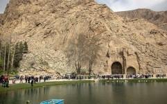 کرمانشاه استانی امن برای گردشگران خارجی است