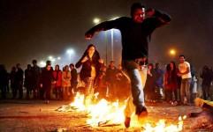 چهارشنبه سوری باید عاملی برای اتحاد و همبستگی ملی باشد