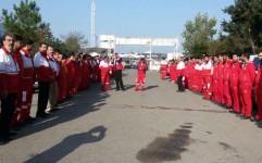 همکاری میراث فرهنگی و هلال احمر در تعطیلات نوروز