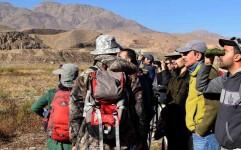 ایران از کشورهای مورد علاقه پرنده نگران جهان