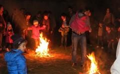 چهارشنبه سوری در فرهنگ ایرانیان به عنوان جشن ملی ثبت شده است