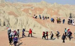 کوههای مریخی چابهار جاذبه ای شگفت انگیز برای گردشگران