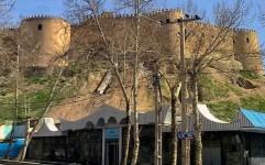 حریم قلعه فلک الافلاک به طور کامل ساماندهی می شود