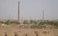 میل های کوره آجرپزی طلاب مشهد به جاذبه گردشگری تبدیل می شود